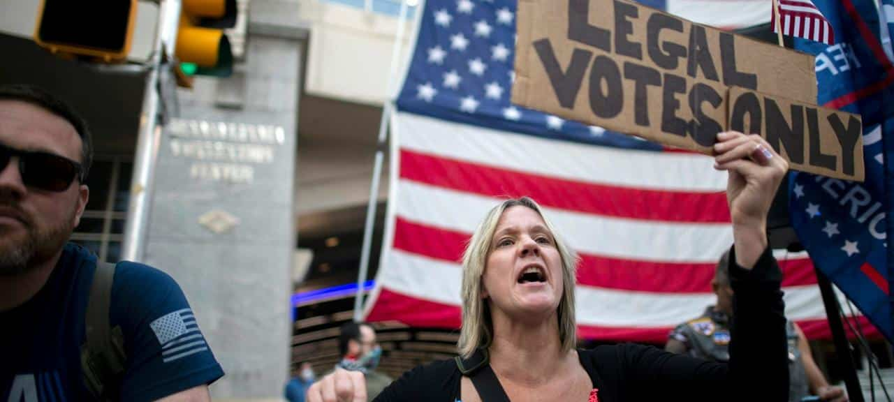 6 Factors Which Point To A Rigged Election 1