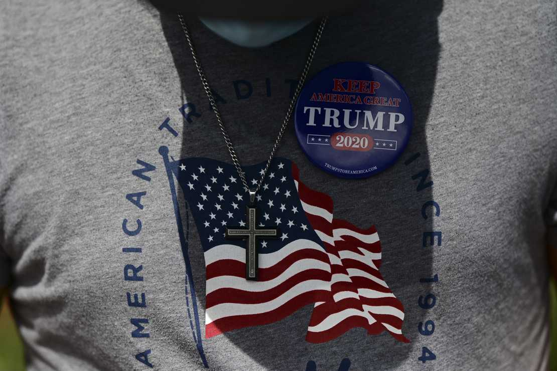 Election 2020 and the Stages of Grief 1