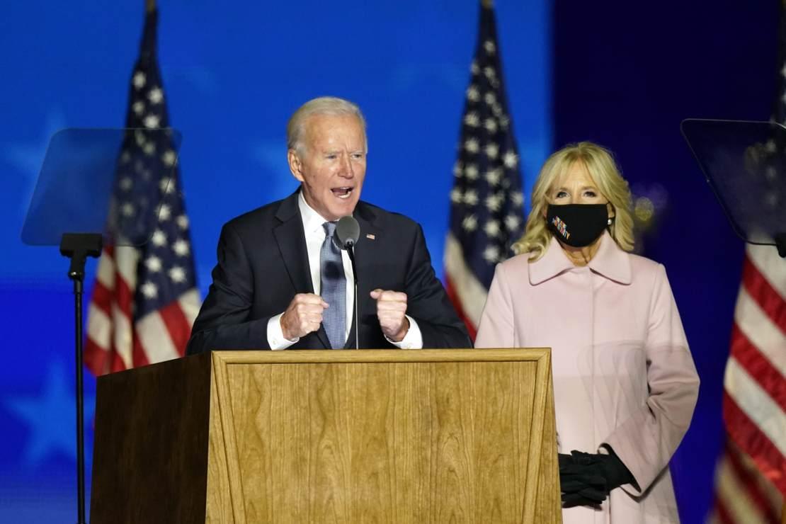 Biden to 'Racist' Trump Voters: 'Let's Heal' 1