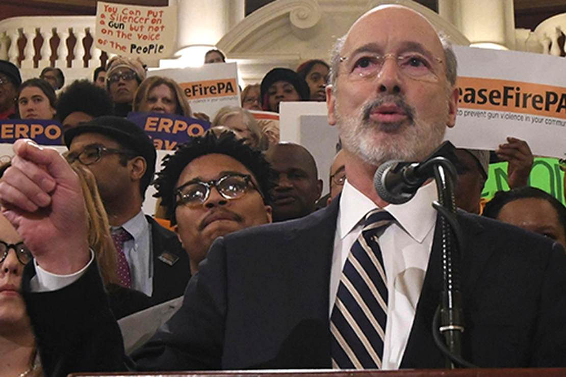 Pennsylvania Governor Mandates Mask-Wearing in Your Own Home 1