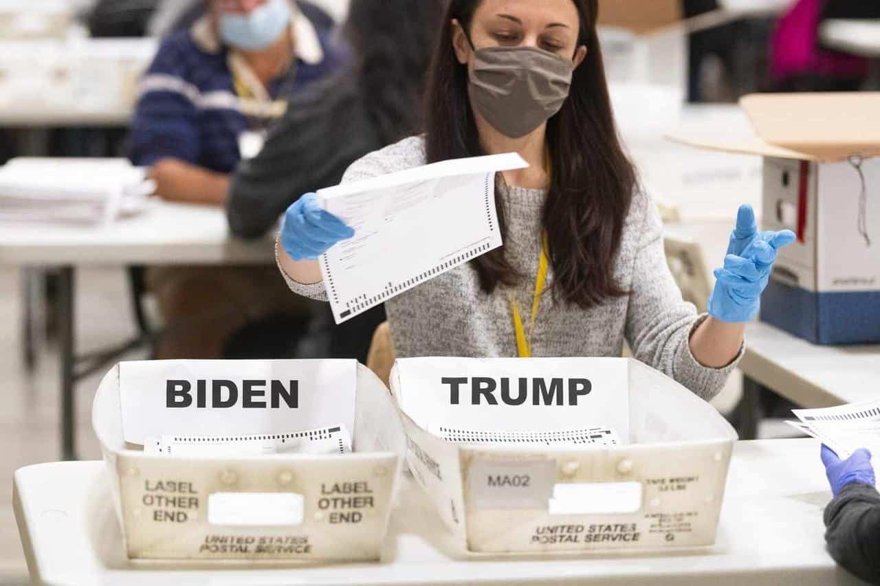 What If Biden Were Seeking Recounts? 1