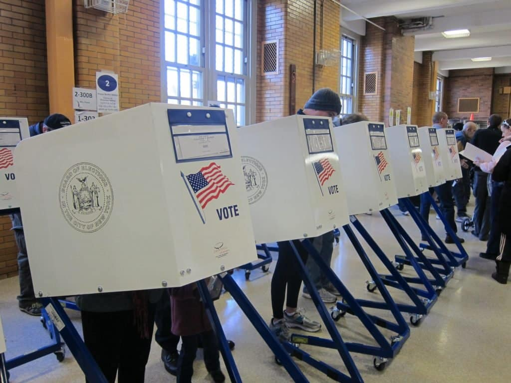 Experts Claiming 'No Evidence' Of 2020 Fraud Sounded The Alarm About Election Security In 2017 1