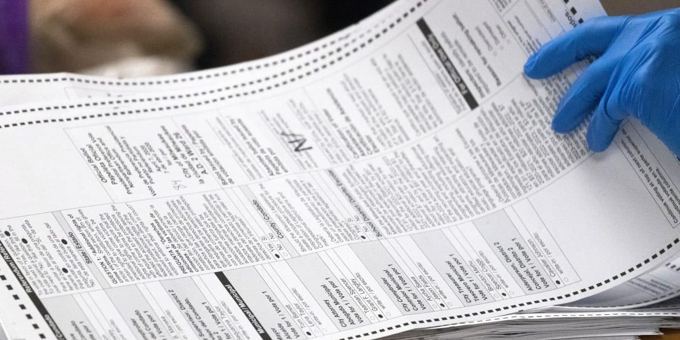 Dem Wisc. Election Officials Attempt Last-Minute Rules Change Ahead of Recount 1