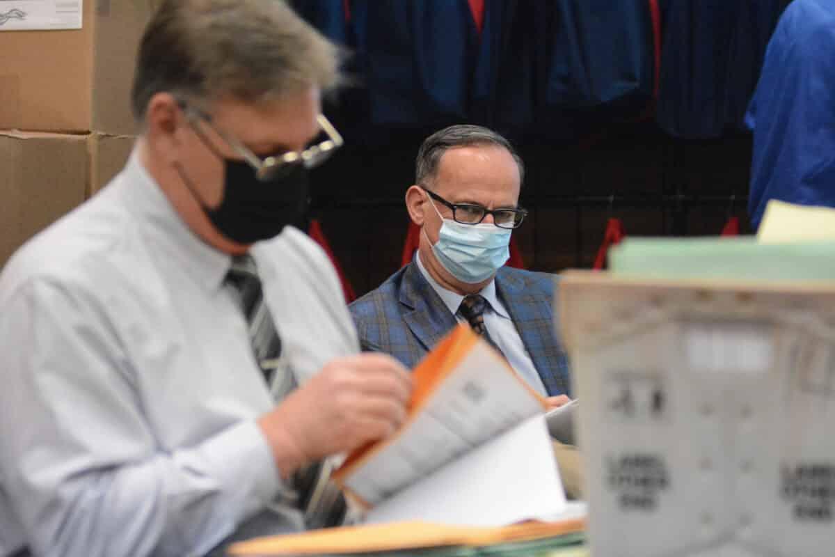 Pennsylvania Republicans Sue to Block Election Certification 1