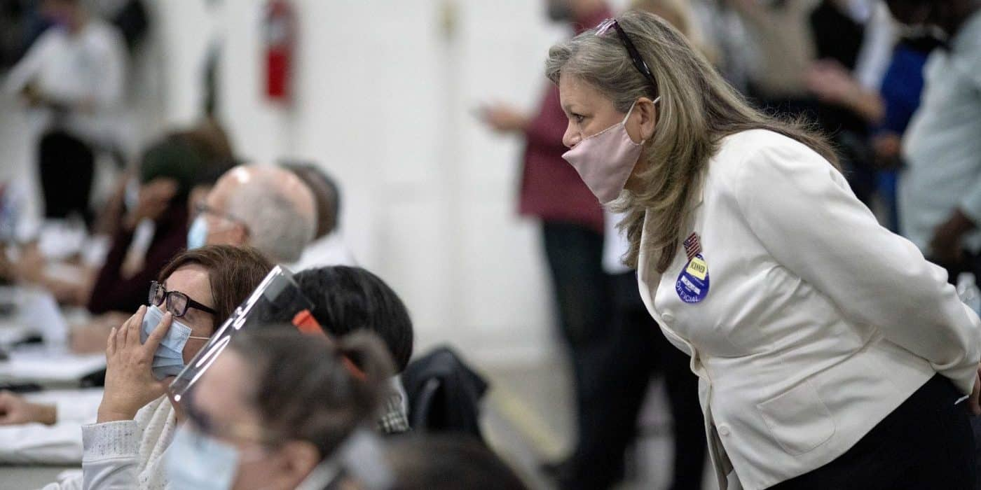 Detroit-Area Republicans Cave, Allow Certification of Disputed Election 1