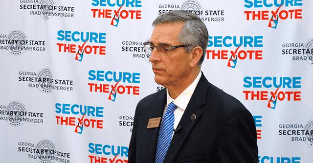 GA Secretary of State Raffensperger: Biden Will Win Georgia; Trump Hurt Chances Telling People Not to Vote Absentee 1