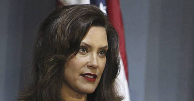 Gretchen Whitmer Contradicts Message of Support for Michigan Businesses by Sending Mailer Printed in, Sent from Wisconsin 1