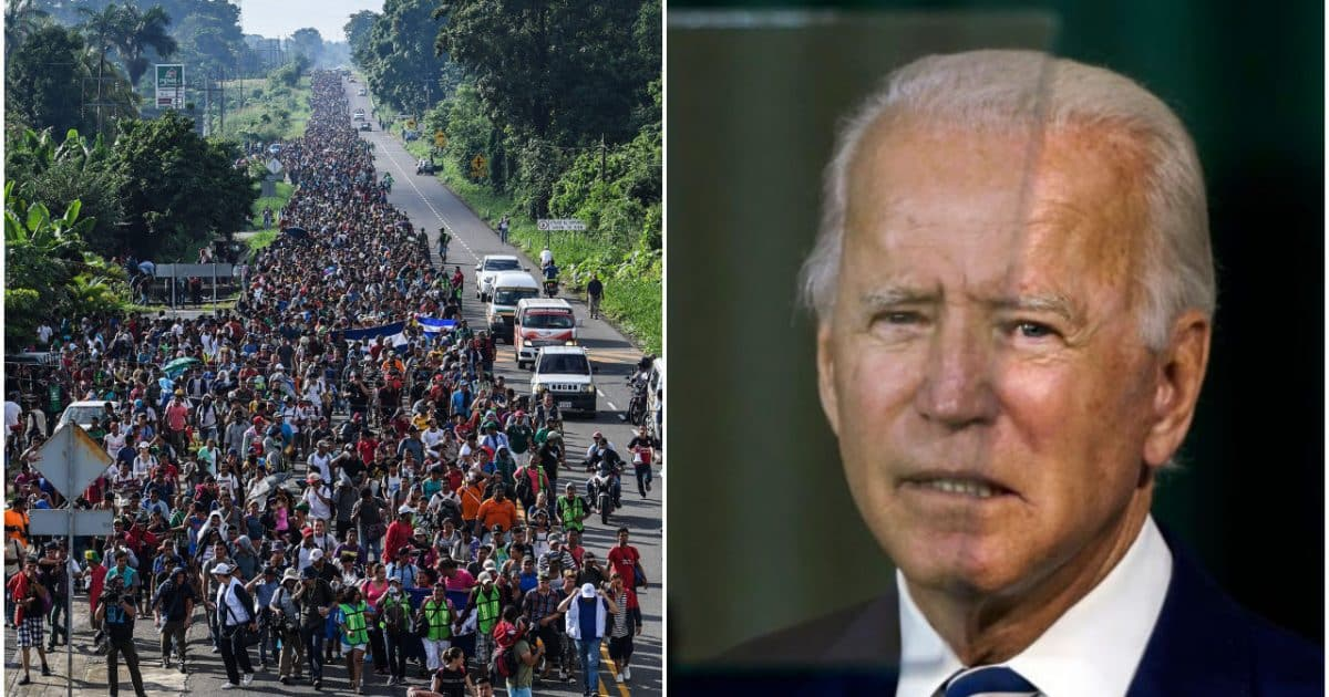 Border Patrol Officials Reporting Biden Surge in Illegal Immigration Following Election 1