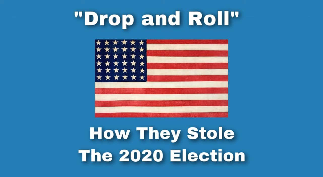 """""""TRUTH."""" – Attorney Lin Wood Retweets Gateway Pundit's """"Drop and Roll"""" Video on How the 2020 Election Was Stolen from Trump (VIDEO) 1"""