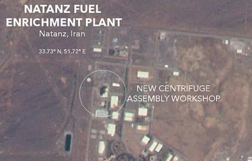 Iran Just Activated Formerly Banned High-Tech Uranium Centrifuges At The Same Site Trump Considered Attacking 1