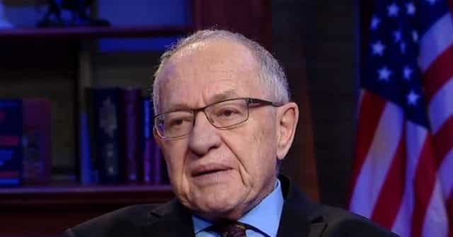 Dershowitz: Judicial Election Challenges 'Should Be Praised' -- 'Even if It Doesn't Impact This Election, It Will Improve Future Elections' 1