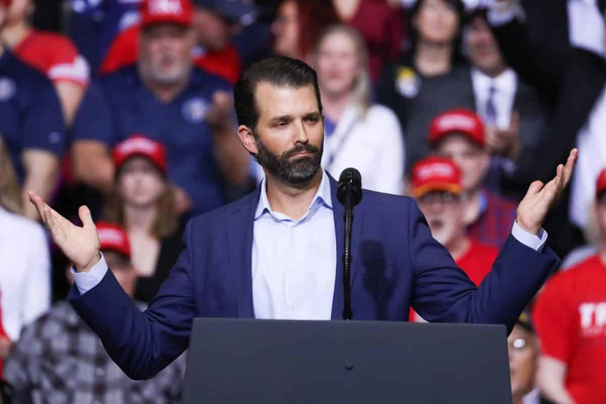 Trump Jr.: Not Voting for GOP Senators in Georgia Is 'Nonsense' 1