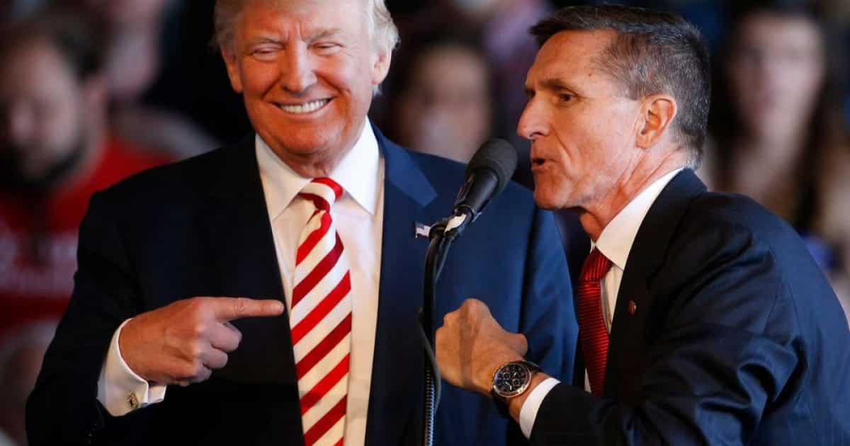 New Statement from Gen. Michael Flynn Urges Patriots to Fight for Election Integrity 1