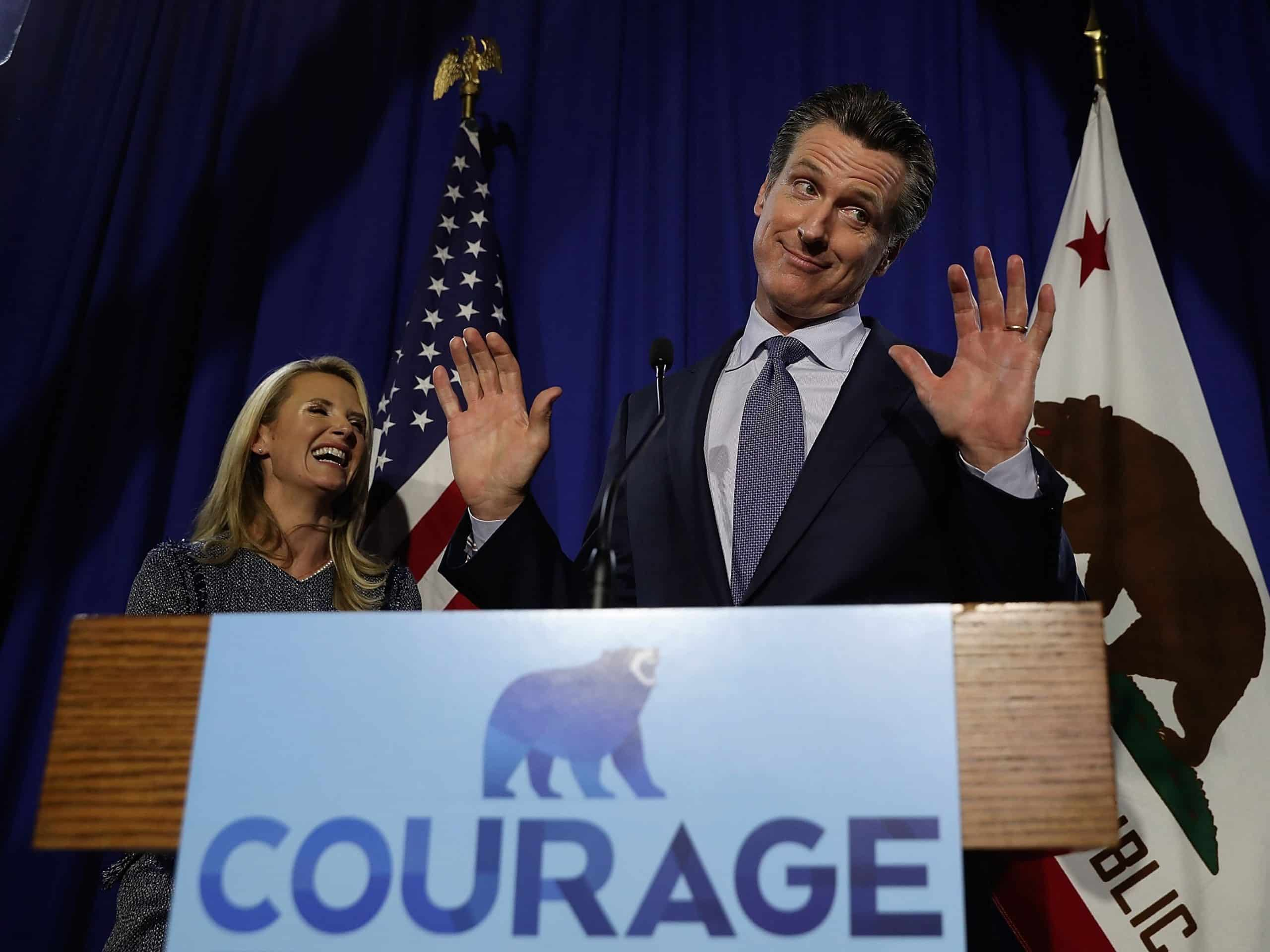 California Democrats Try to Change Recall Rules to Protect Gavin Newsom 1