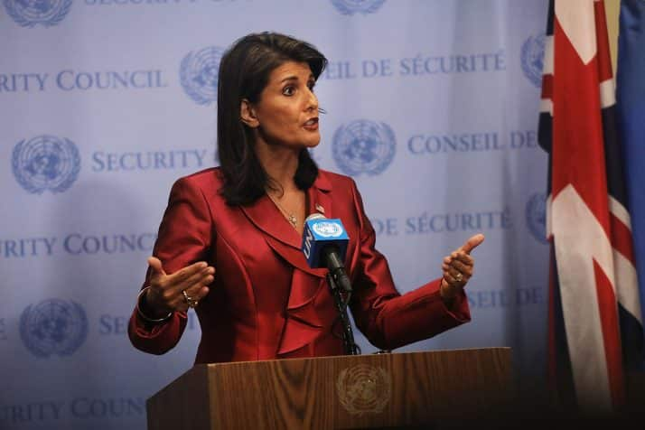 Nikki Haley Jumps Into Georgia Election With Video Tearing Into Warnock 1