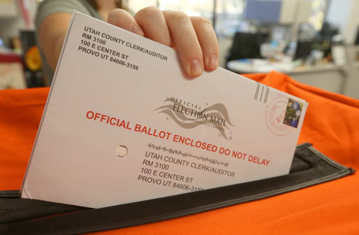 Video: Mail-in-Vote 'Disasters'; Will Trump Be Able to Prove Voter Fraud? 1