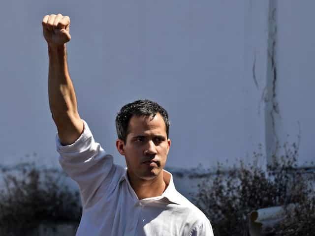 Venezuela's Maduro: 'Imbecile' Juan Guaido Cost Trump the Election 1