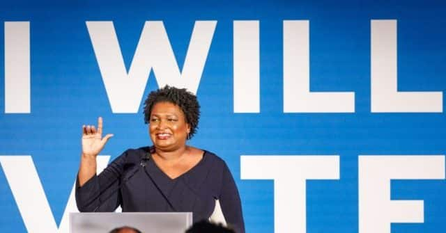 Stacey Abrams: 'More than 750,000' Georgians Already Requested Mail Ballots for Runoff Election 1