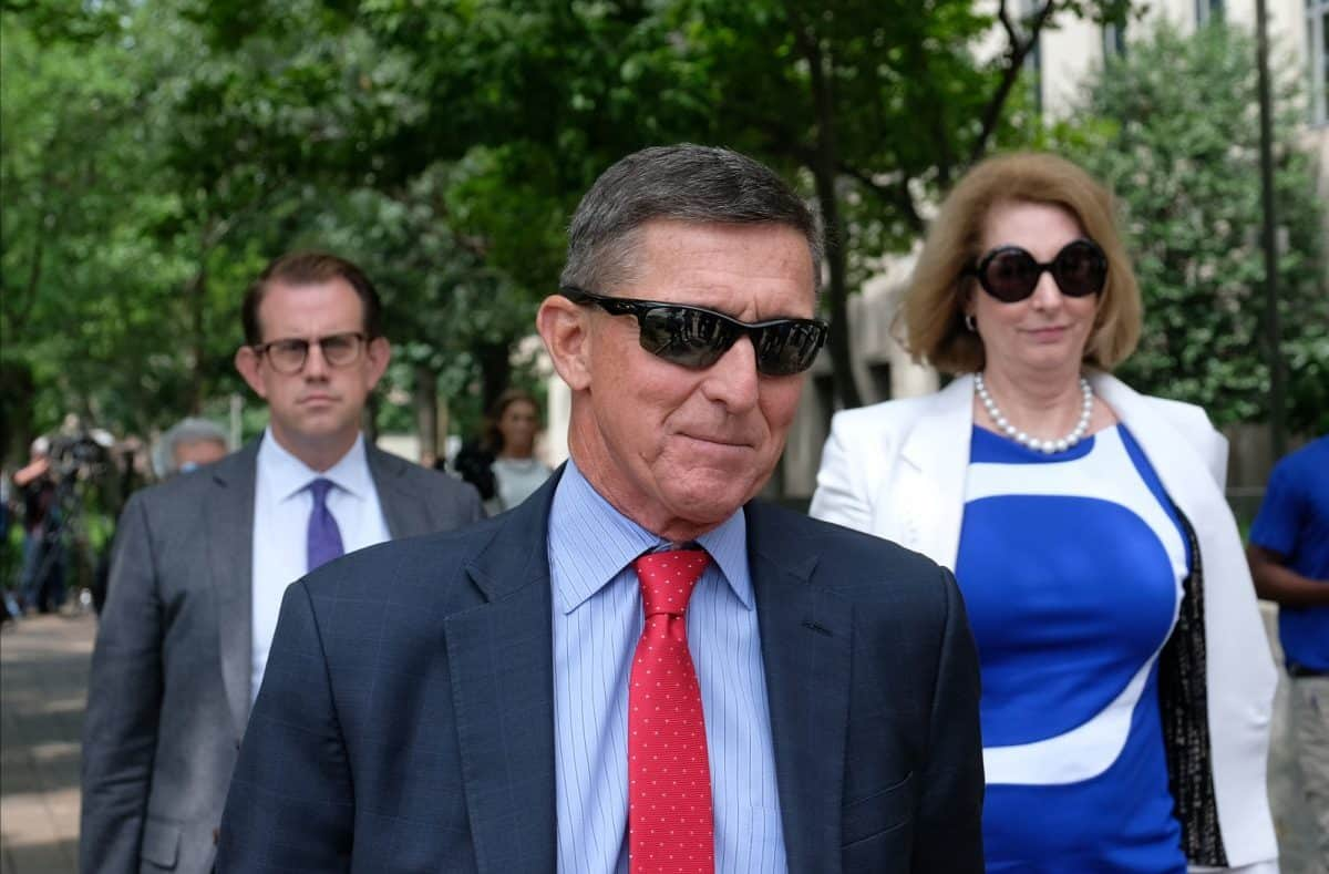 Gen. Flynn: Sidney Powell 'Staying the Course,' Will Prove Alleged Election Fraud 1