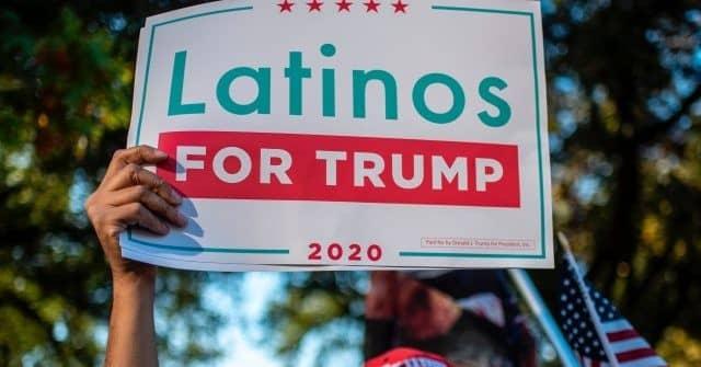 Election Data: President Trump's Anti-Globalism, Pro-Police Message Wins Over Hispanics 1