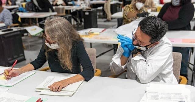 Report: Georgia Election Monitor Finds 9,626-Vote Error in County's Hand Recount 1