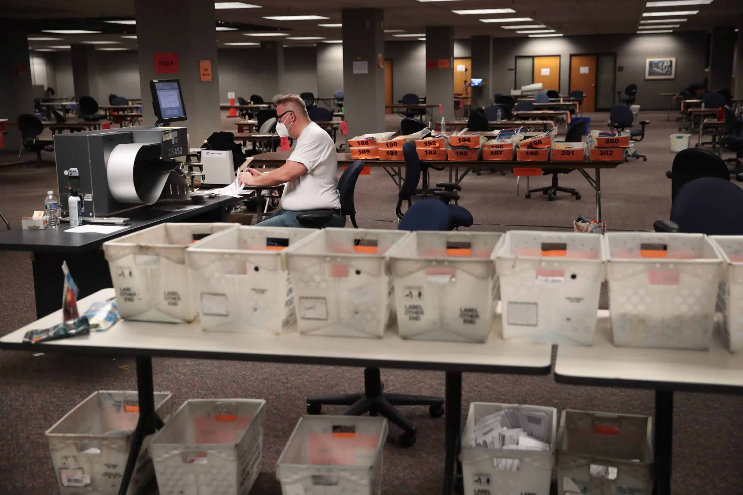Group Files Emergency Petition in Wisconsin After Identifying 150,000 Potentially Fraudulent Ballots 1
