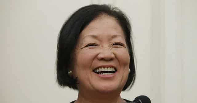 Mazie Hirono Claims Conservatives Aren't Censored by Big Tech - Because Media Matters Says So 1