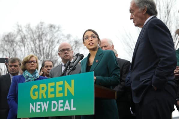 Voters just not ready for extremism of Green New Deal 1