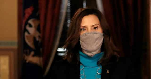 Michigan House Votes to Repeal Law Gretchen Whitmer Used to Issue Coronavirus Orders 1