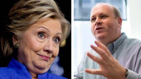 Marc Elias, Hillary Clinton's Lawyer Behind the Steele Dossier and Nearly Every Major 2020 Election Lawsuit, Is Sanctioned by Texas Federal Appeals Judges 1