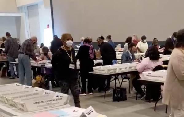 More Votes Found in Georgia: Trump Cuts Biden Lead to Under 13,000 1