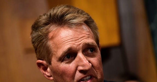 Jeff Flake: 'We Need to Move on' from Questioning Election Results -- 'We Could Do Well in the Midterms' 1
