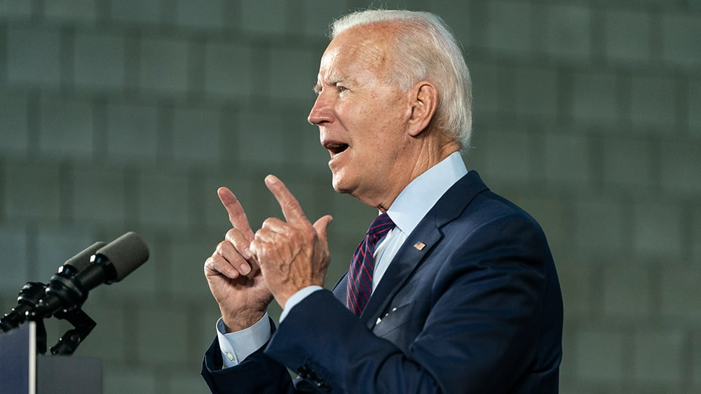 EXPLOSIVE study: Media suppression of 8 key stories 'stole this election' for Joe Biden 1