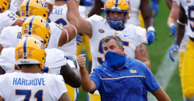 Pitt, Virginia Tech Players Required to Wear Masks on the Field 1