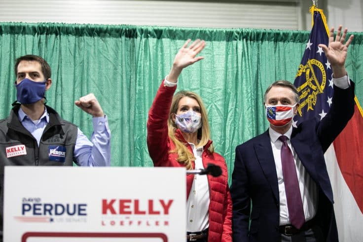 Conservative Groups Lean on Ground Game in Georgia Runoff 1