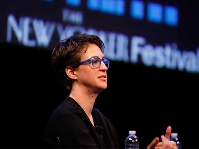 Nolte: Rachel Maddow Says People Who Contest Elections Should 'Go to Jail' 1