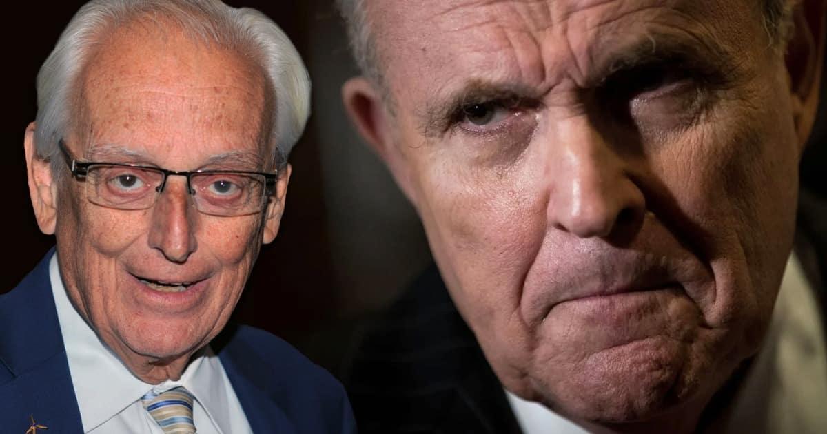 House Democrat Seeks To Disbar Rudy Giuliani, 22 Trump Election Lawyers 1