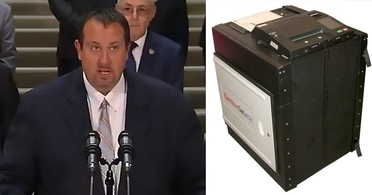 VIDEO: Pennsylvania State Rep Slams Dominion For Bailing On Hearings, 'Why Are They Hiding From Us?' 1