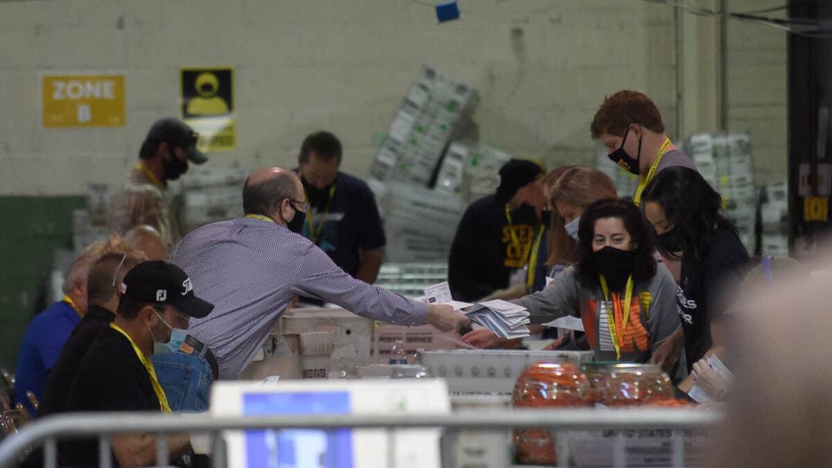 Data Scientist Flags Around 90,000 Votes in Pennsylvania 1