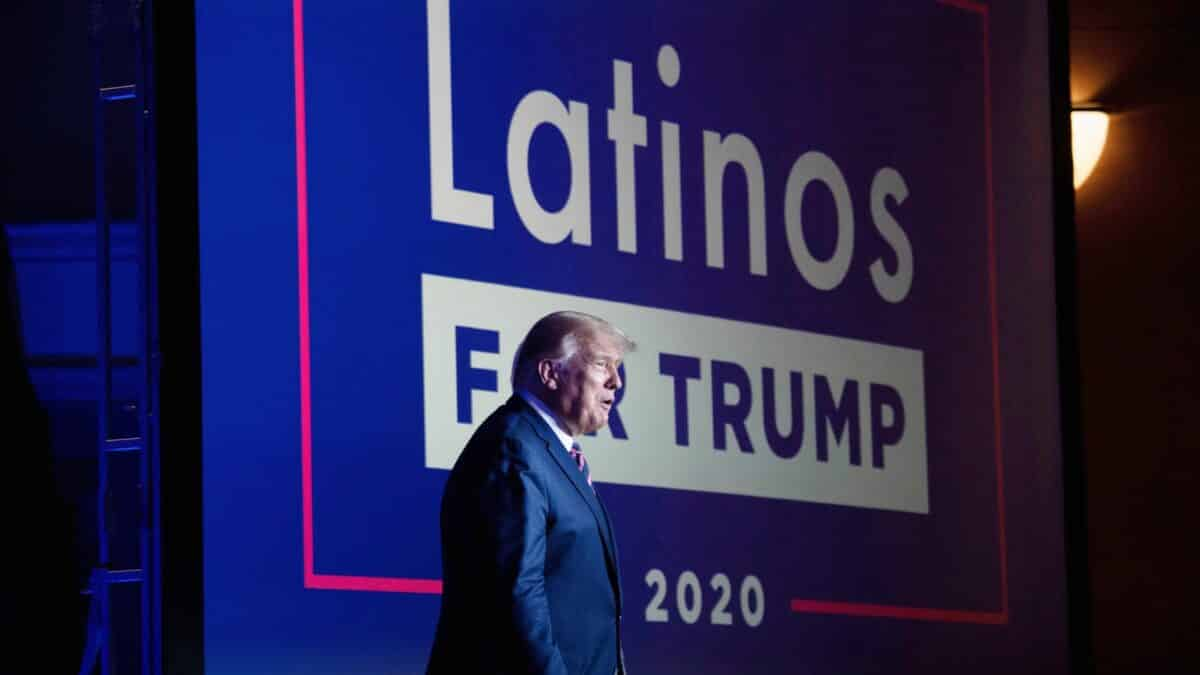 Latino Voters Side With Trump Over Socialism 1