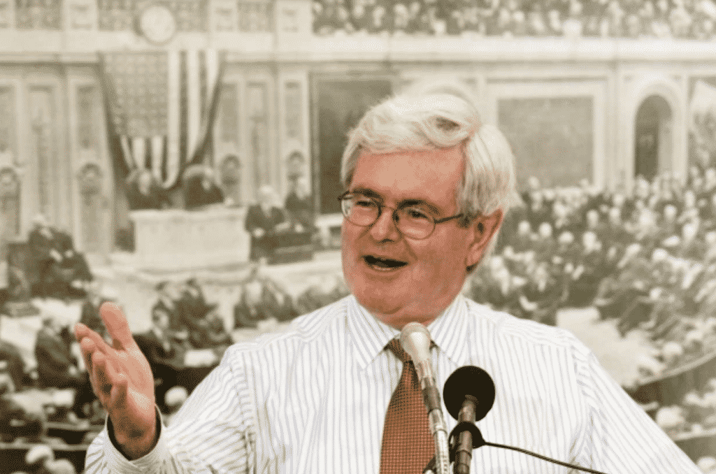 Newt Gingrich On Politics, Voter Fraud, And Thanksgiving Lockdowns 1