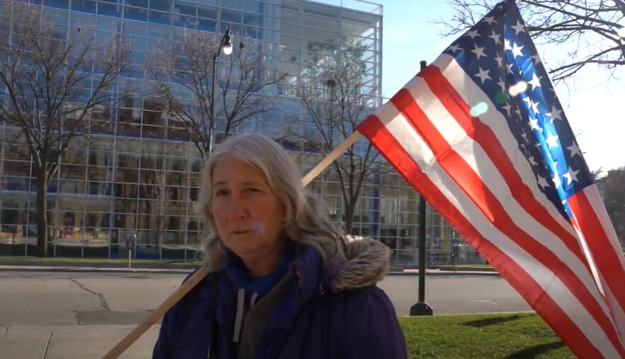 Wisconsin Voter Says Americans Are Frustrated 1