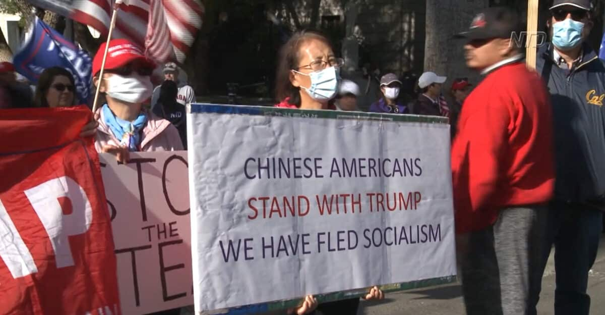 'Stop the Steal' Rallies in California, Nevada, and Denver 1