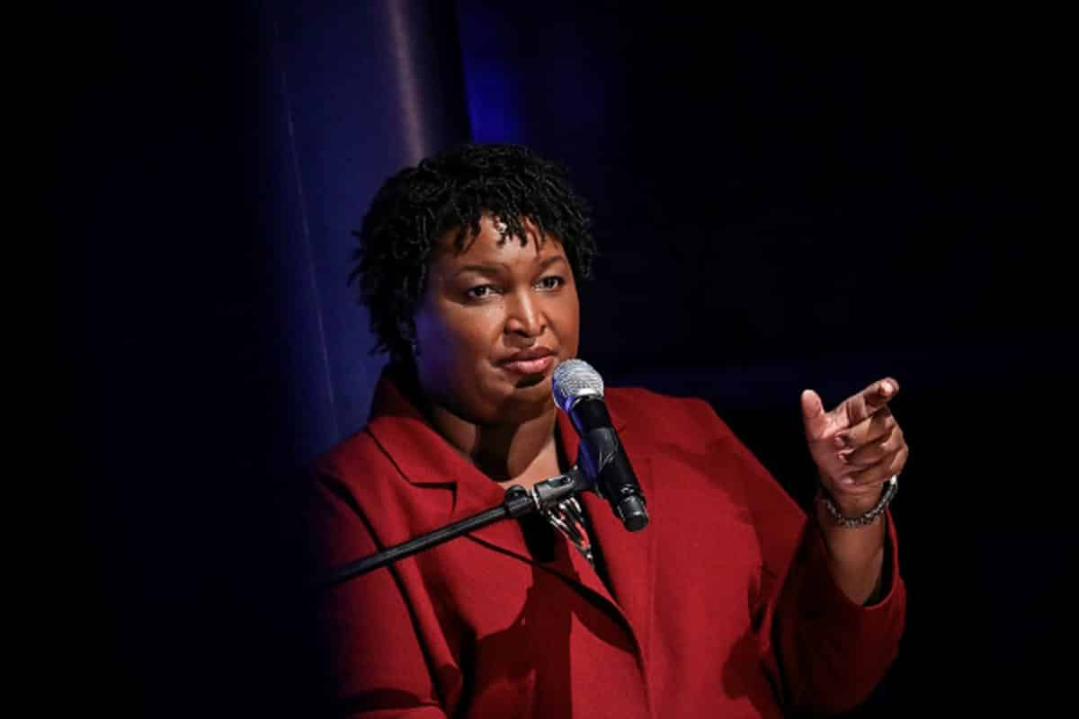 Georgia Congressman Rejects Claims of Voter Suppression From Stacy Abrams 1