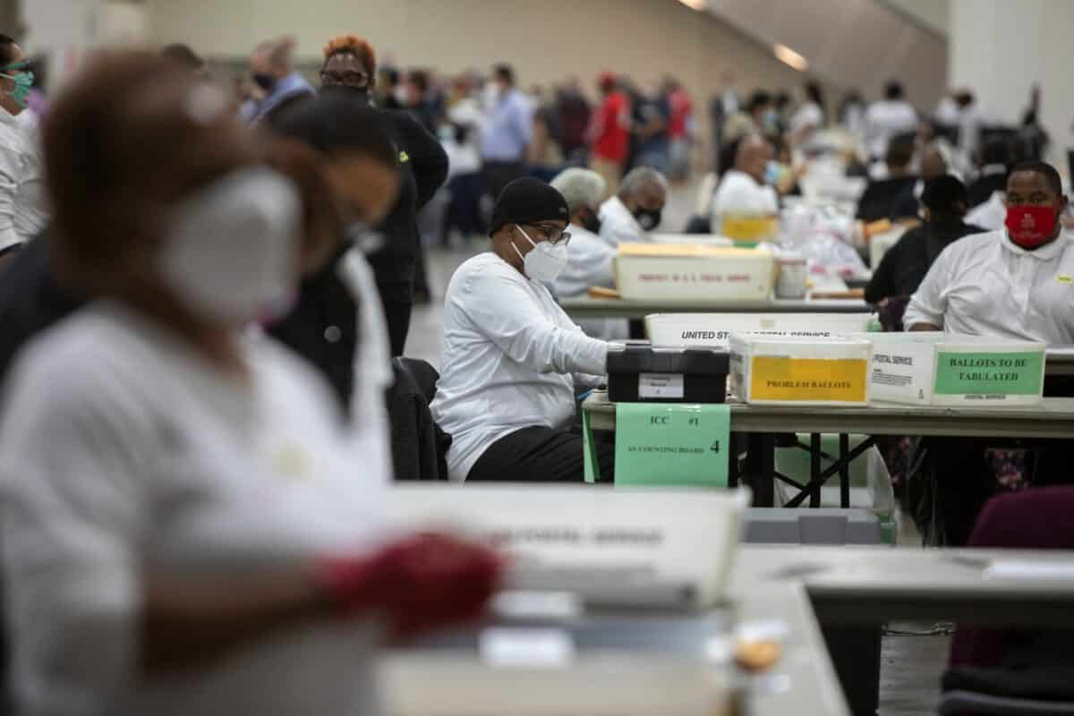 GOP Urges Michigan to Delay Certifying Election for 'Full Audit and Investigation' of Wayne County Results 1
