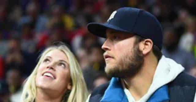 Kelly Stafford, Wife of Lions Quarterback, Calls Michigan a 'Dictatorship' Due to Coronavirus Regulations 1
