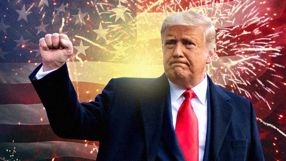 Trump claims he WON in Pennsylvania, Georgia, Blasts RINO Raffensperger, Twitter adds NEW Orwellian speech tag 1
