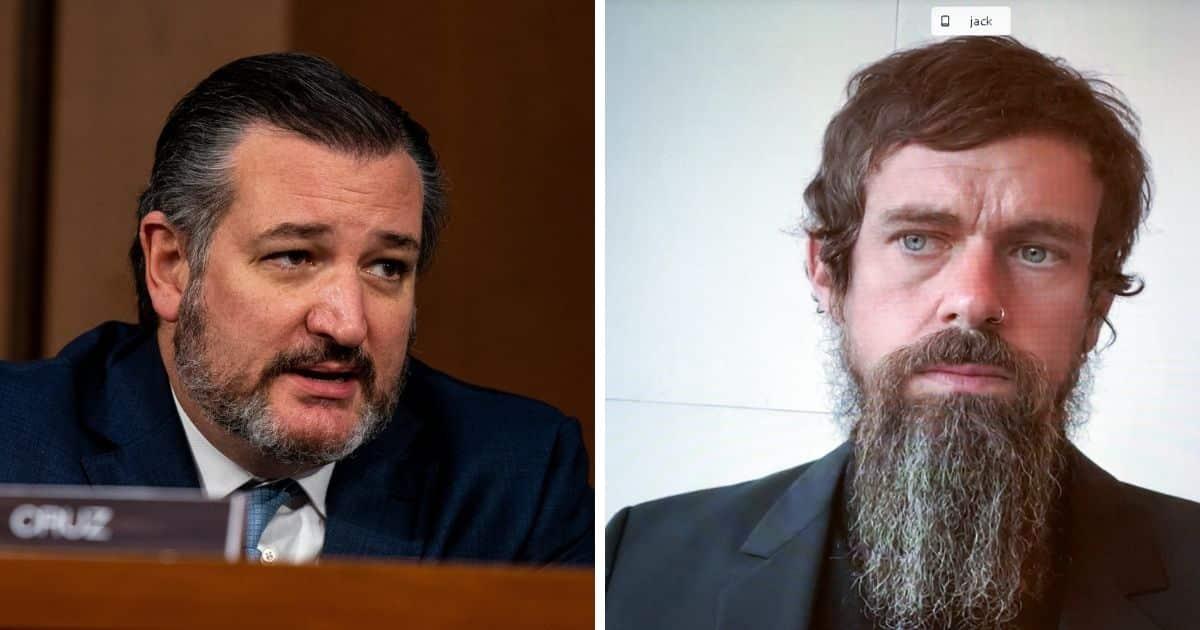 Ted Cruz Rakes Twitter CEO Over Election Censorship: Big Tech Has 'Massive Power' 1
