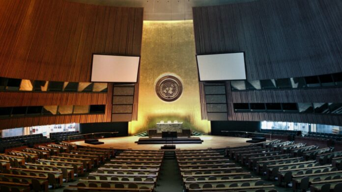 UN Panel Votes 163-5 In Support of Palestinian Statehood, End Of occupation 1