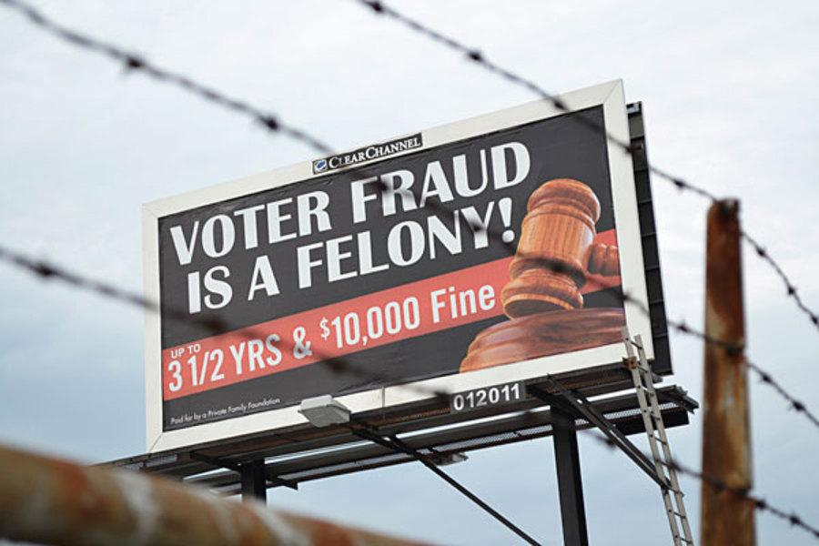 Podcast: Election Fraud Is Way Too Important To Be Left To Conspiracy Theorists 1